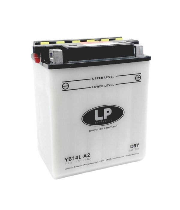 YB14L-A2 motor accu 12 volt 14,0 ah