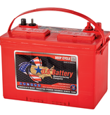 U.S. Battery Deep Cycle accu 12 volt 105 ah Type US 27DC
