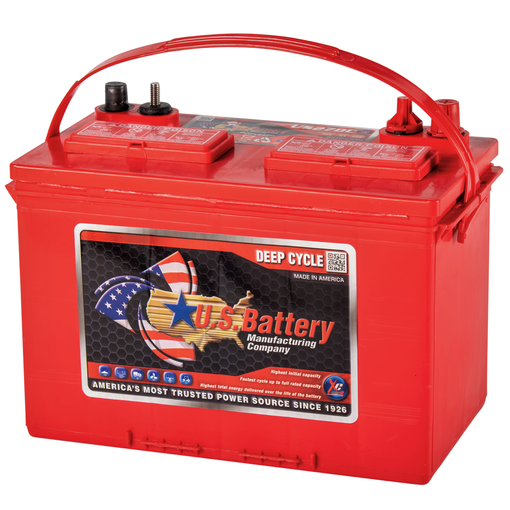 U.S. Battery 12 volt 105 ah DEEP CYCLE accu type US 27DC
