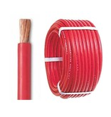 Accukabel 16 mm² rood