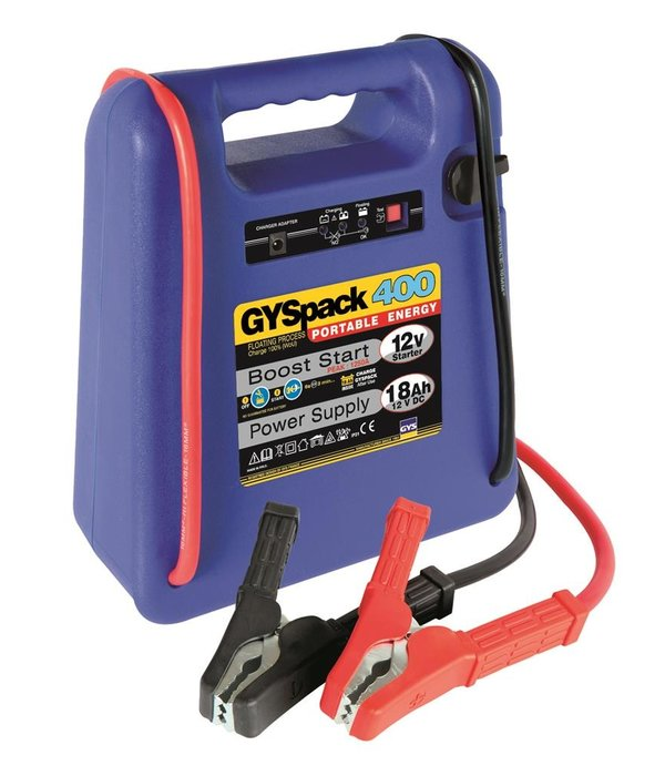 GYS Pack start booster / starthulp