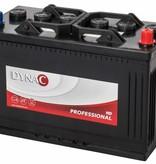 Dynac Startaccu Heavy Duty 12 volt 115 ah Type HD 61530
