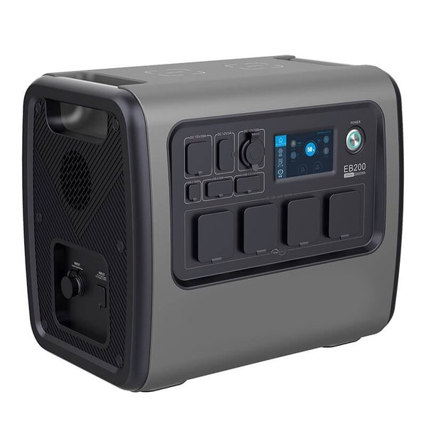 Energy EB200 Portable Power Generator 2000Wh