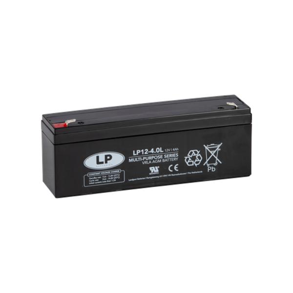 VRLA-LP accu 12 volt 4 ah LP12-4L
