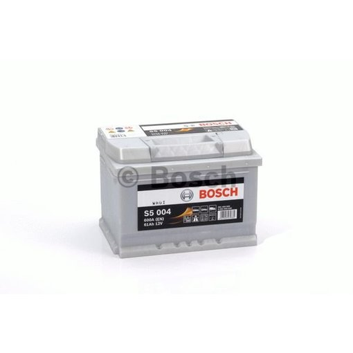 Bosch Auto accu 12 volt 61 ah Type S5004