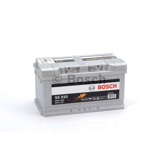 Bosch Auto accu 12 volt 85 ah Type S5010