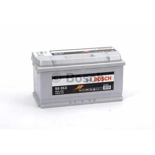 Bosch Auto accu 12 volt 100 ah Type S5013