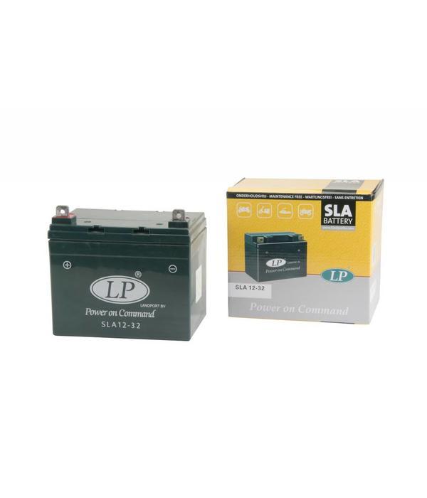 SLA 12-32 Motor accu 12 volt 32,0 ah