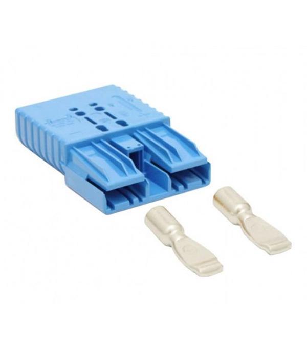 Blauwe stekker / connector SBE 320 Anderson
