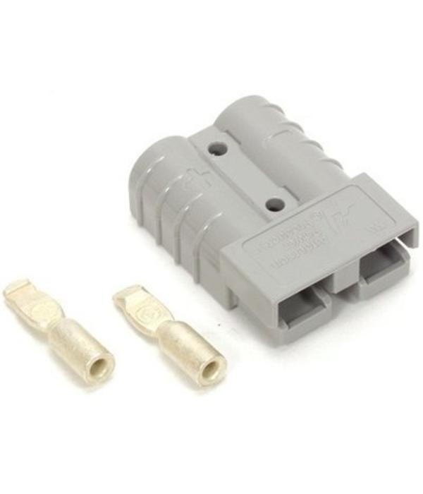 Grijze stekker / connector SB 175 Anderson