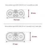 Euro 320 A 50 mm² vrouwelijk / female stekker