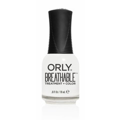 ORLY Nagellak BREATHABLE White Tips