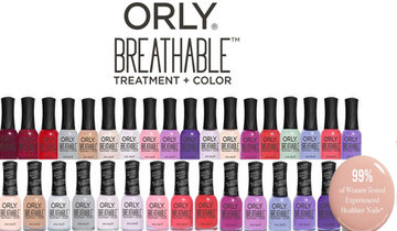 Nail Polish BREATHABLES
