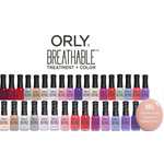 Nagellak Breathable