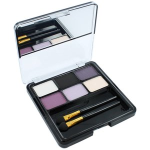 CHRISTIAN FAYE Smokey Eyes Set - Purple