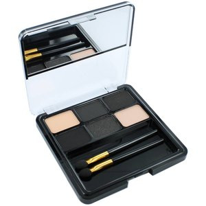 CHRISTIAN FAYE Smokey Eyes Set - Black