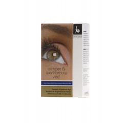 BRANSUS Eyelash / Eyebrow Dye - Blue/Black