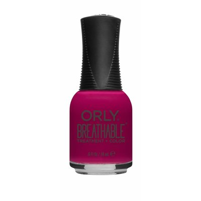 ORLY Nagellak BREATHABLE Heart Beet