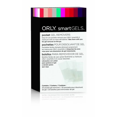 ORLY ORLY SmartGels Pocket Remover