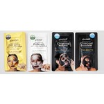 Peel-off Masks, sticky formula that gets dried easily, Non-irritating, Gentle Cleanse