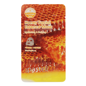 The Pastel Shop Honing Facial Essence Mask, 25ml actieve vloeistof