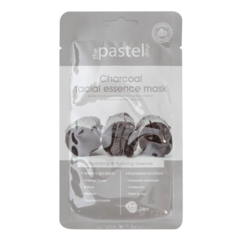 The Pastel Shop Charcoal Facial Essence Mask