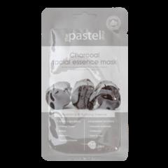 The Pastel Shop Maschera all'essenza facciale al charcoal