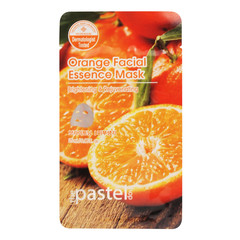 The Pastel Shop Orange Facial Essence Mask