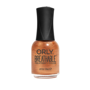 ORLY Nagellack BREATHABLE Golden Girl