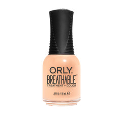 ORLY Nagellack BREATHABLE Peaches and Dreams