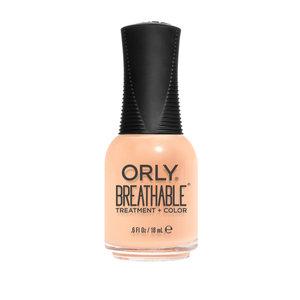 ORLY Nailpolish BREATHABLE Peaches and Dreams