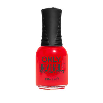 ORLY Smalto per unghie BREATHABLE Cherry Bomb