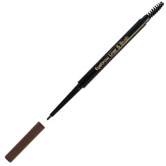CHRISTIAN FAYE Eyebrow Liner & Brush, Dark Brown