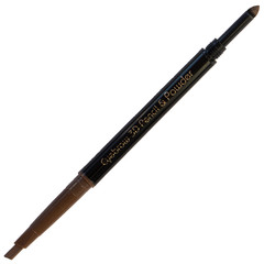CHRISTIAN FAYE Eyebrow 3D Liner & Powder, Brown