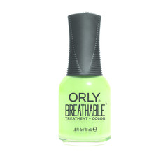 ORLY Nailpolish BREATHABLE Here Flora Good Time