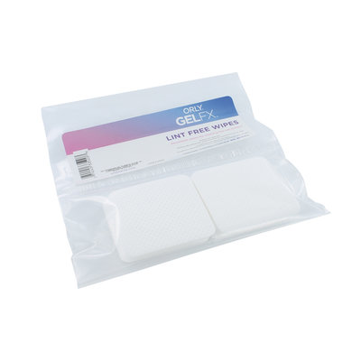 ORLY GELFX Lint Free Nail Wipes 60 pack
