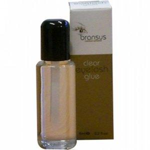 BRANSUS Eyelash glue, clear, transparent