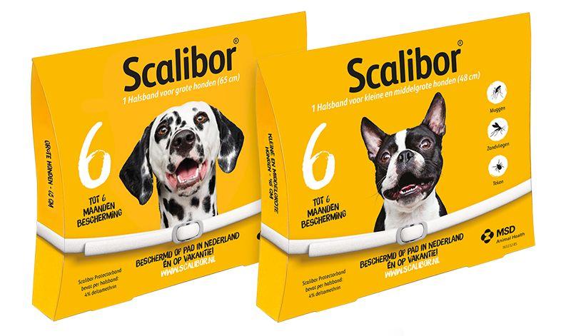Scalibor Protectorband Small/medium Hond Per stuk