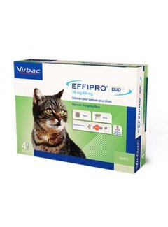 Effipro Effipro DUO Spot-on Cat
