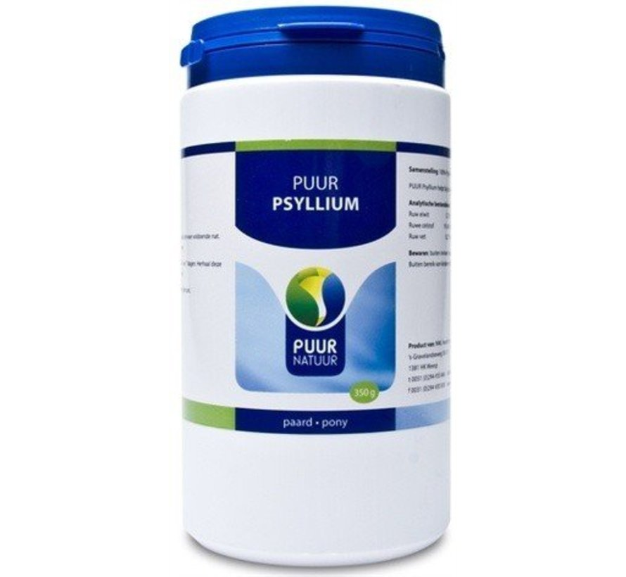 PUUR Psyllium Paard