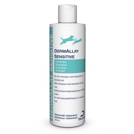 Afbeelding DermAllay Sensitive Shampoo - 230 ml