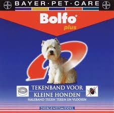 Plus Tekenband Hond