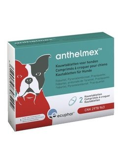 Anthelmex Anthelmex Hond