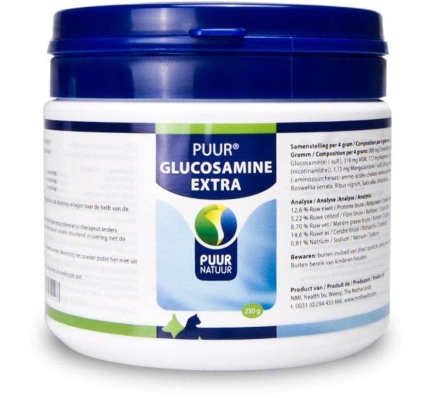 PUUR Glucosamine Extra Hond & Kat