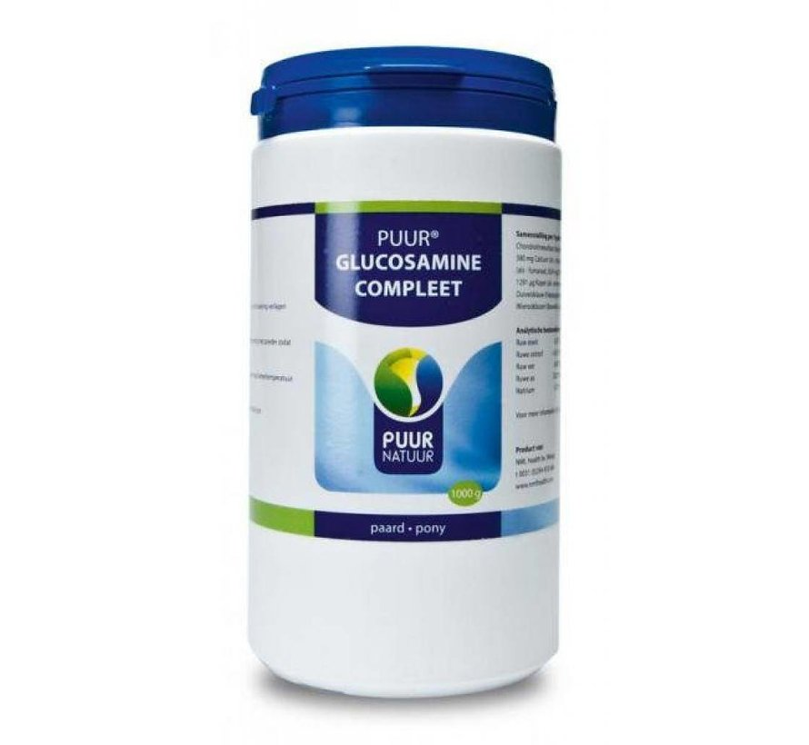 PUUR Glucosamine Compleet Paard