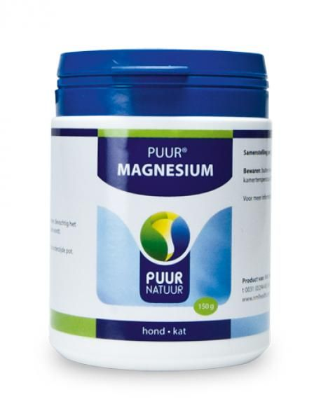 Magnesium Hond & Kat