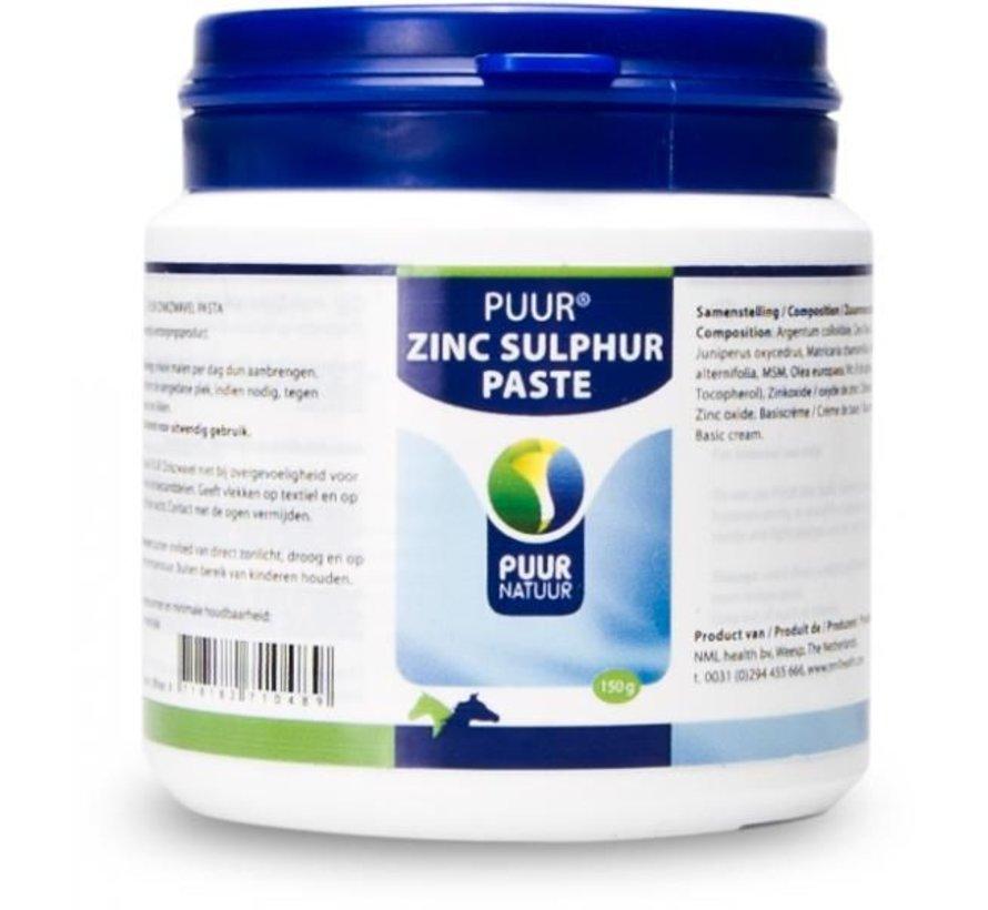 PUUR Zinc Sulphur Paste (Zinkzwavel)