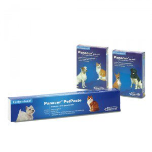 Panacur KH & Pet Paste