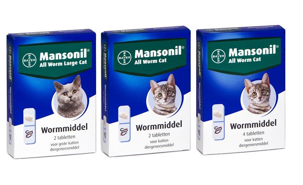 Large Cat 2 tabletten