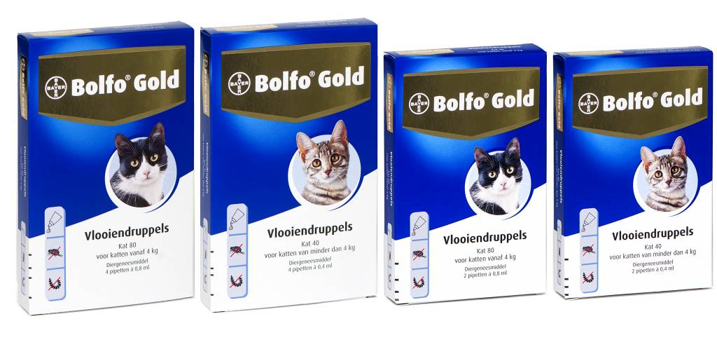 Afbeelding BA BOLFO GOLD KAT 80 4PIP 00001 door Petduka